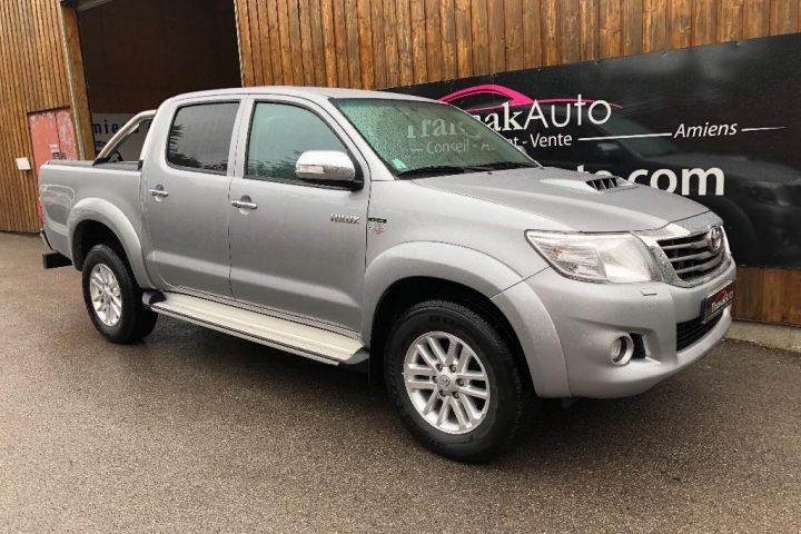 TOYOTA HILUX RC'13 DOUBLE CABINE